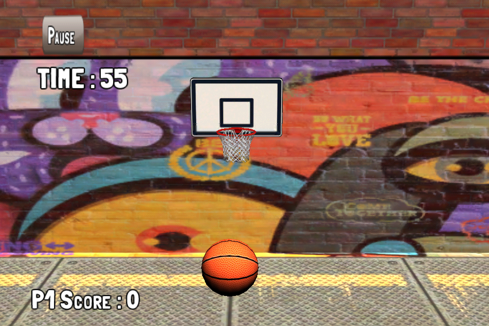 Screenshot Basketball Shot Free