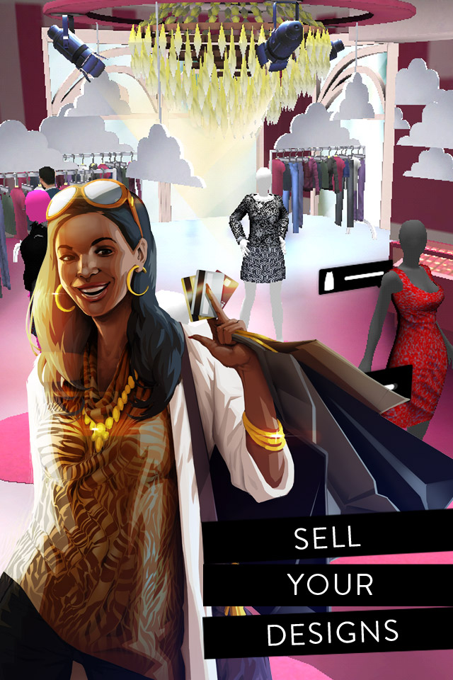 Image of Fashion Inc. by Stardoll for iPhone