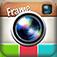 画像加工・コラージュ・写真編集・フォト フレーム-InstaFrame!無料の可愛いスタンプ 文字入れ アプリ